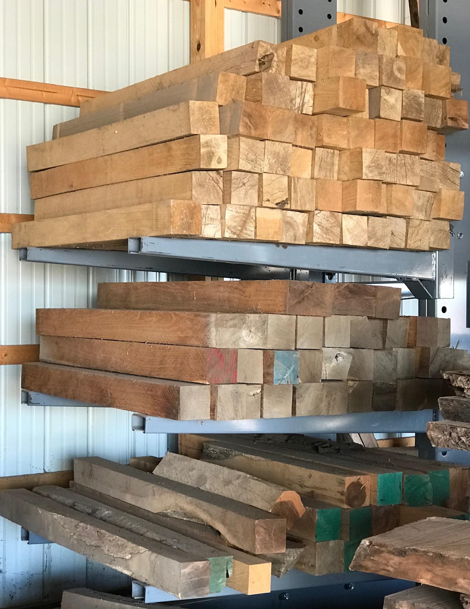 Dimensional Lumber Elderslie Woodworks